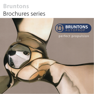 Bruntons - brochure series