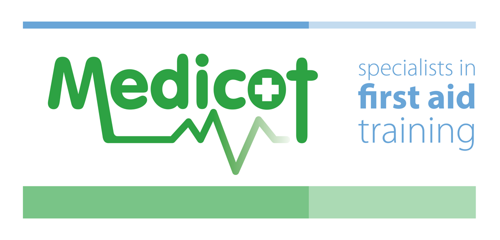Medicot logo and graphics