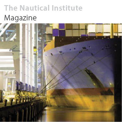 The Nautical Institute magazine